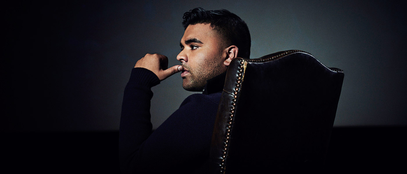 Create Artwork for Naughty Boy | Creative Allies