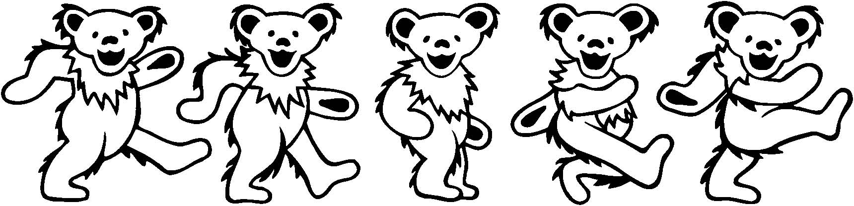 Dead Bear Drawing Download Contest Support Files